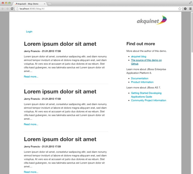 AngularJS-Blog