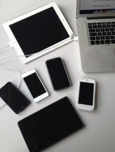 Mehrere Geräte